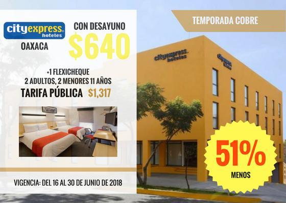 city express oaxaca club inntegra