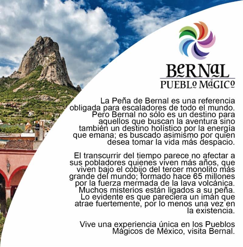 bernal Pueblo mágico Club Inntegra