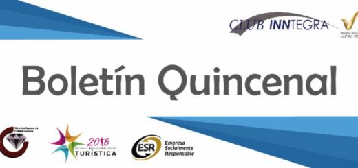 club inntegra boletin quincenal
