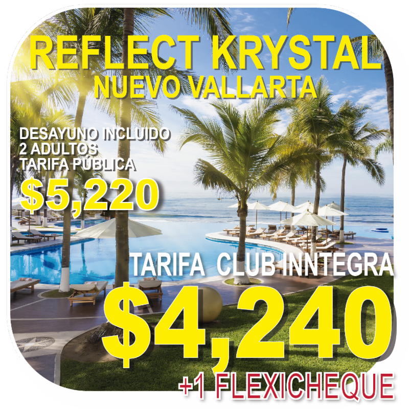 Reflect Krystal Club Inntegra
