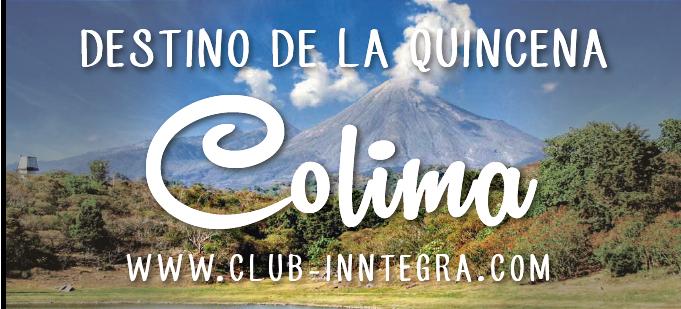 Club Inntegra boletin quincenal segunda semana de marzo, Colima