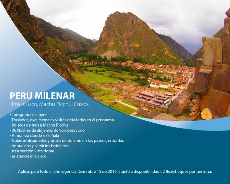 Club Inntegra promociones internacionales Peru