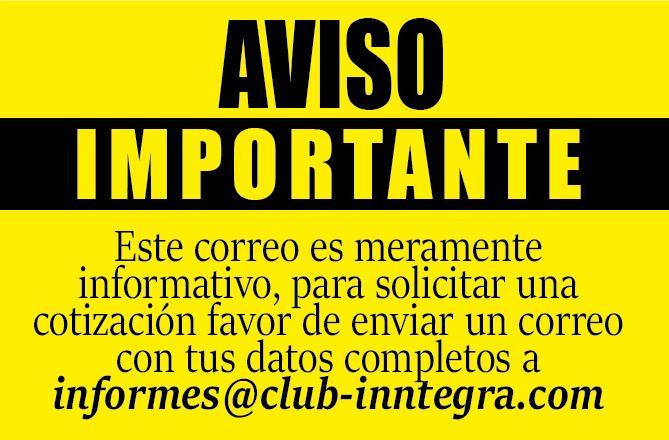 aviso club inntegra