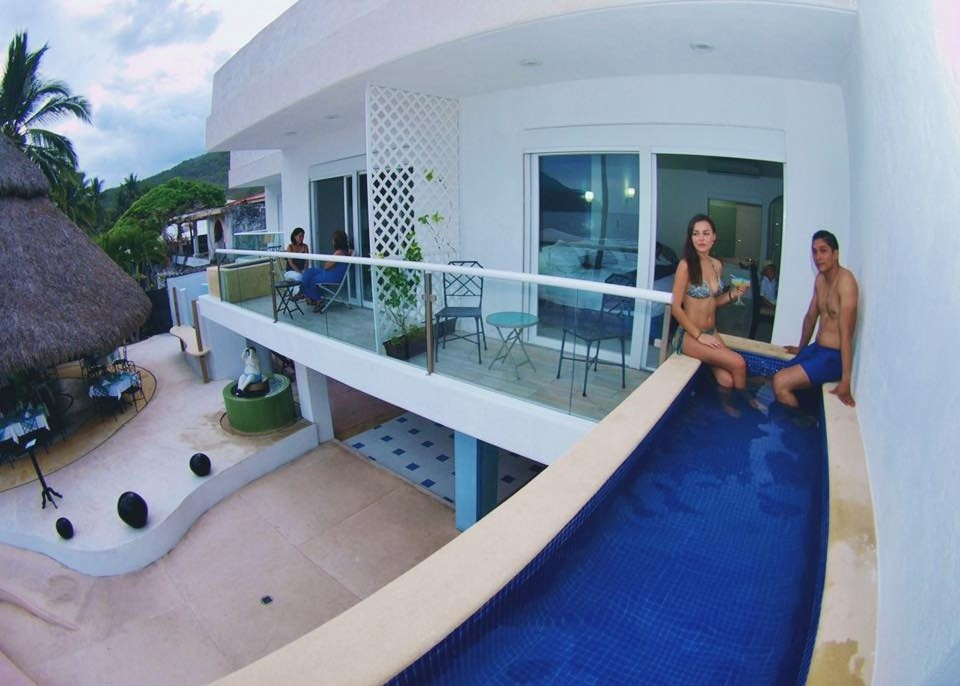 Hotel Mar Celeste Manzanillo